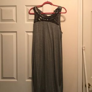 NEW NEVER WORE MAXI DRESS